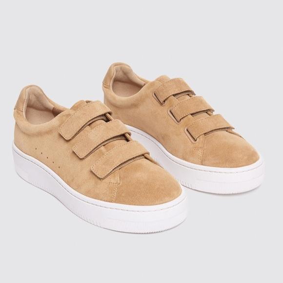 Sandro Shoes | Sandro Leather Velcro